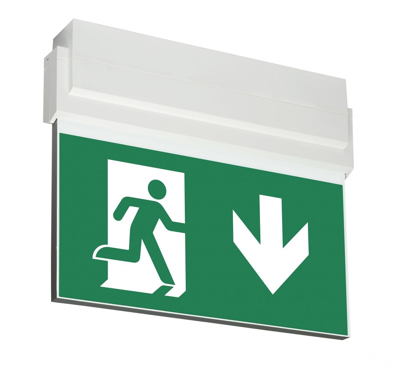 esc 80 led emergency exit light twt8051wk [ 1400 x 1298 Pixel ]