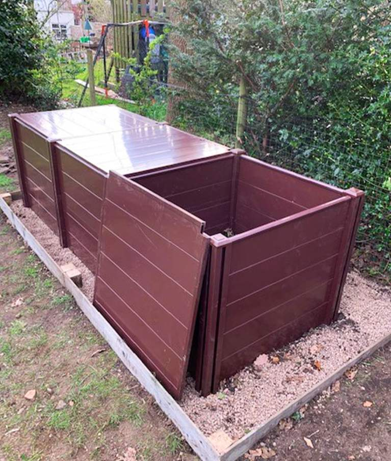Large Compost Bin - Tekplas