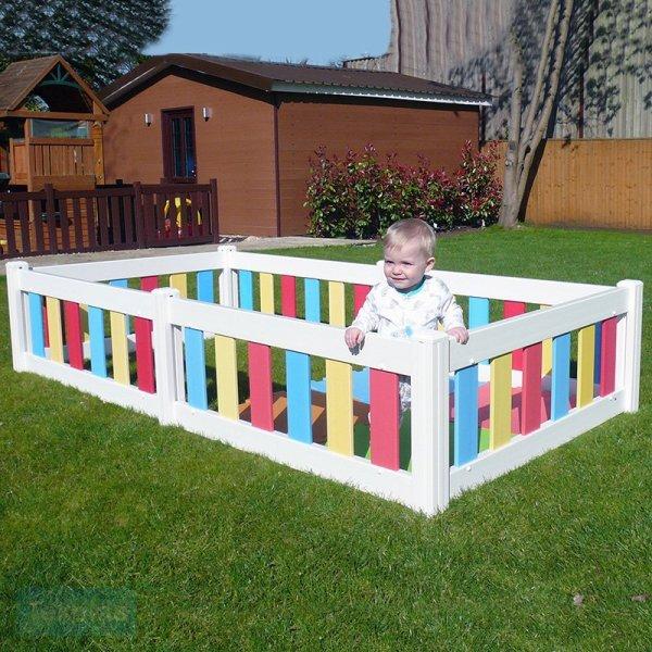 Outdoor Garden Playpen Baby & Toddler Tekplas