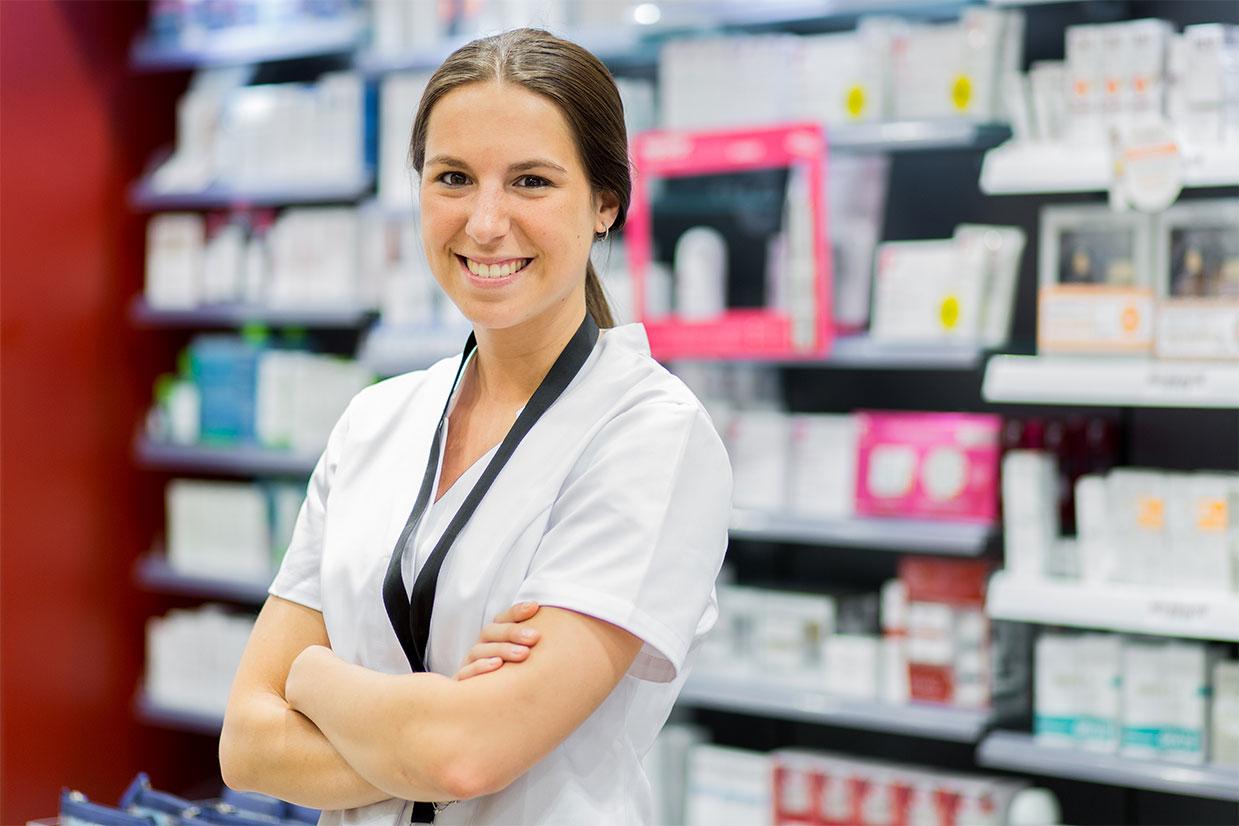 Cashlogy nas farmácias