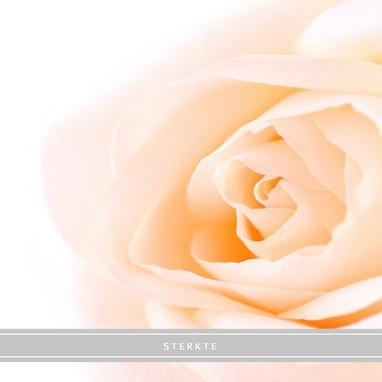 Rouw tekst condoleance kaart