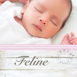 Tekst geboortekaartje zusje