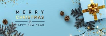 Fijne kerstdagen en een gelukkig nieuwjaar tekst