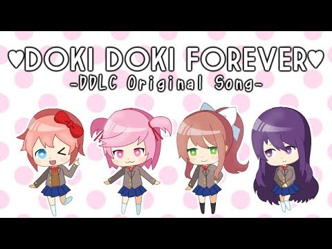 Anime Bad Girl Wallpaper Or3o★ Doki Doki Forever Tekst Piosenki Tłumaczenie