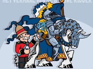 De Grote Blauwe Ridder