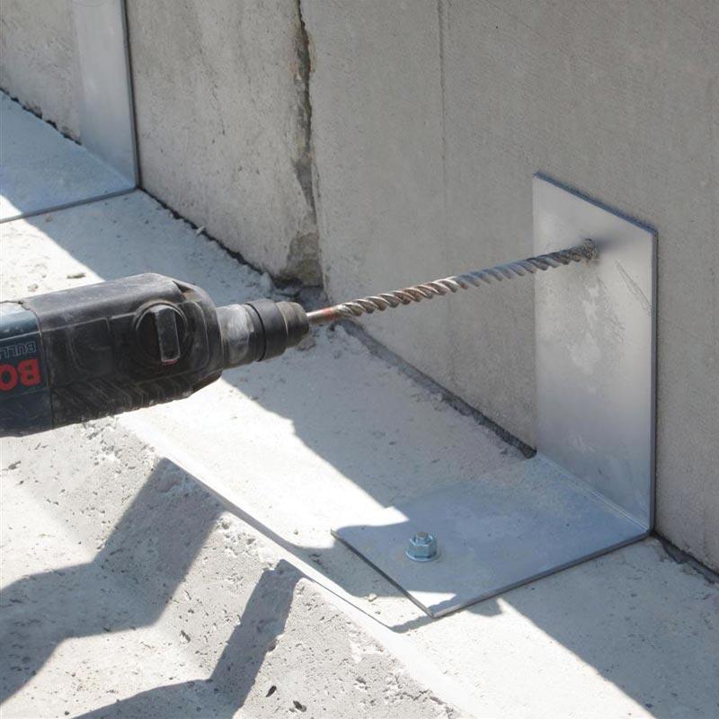 Concrete Block Straps  Angle  TekSupply