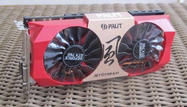 Palit Jet Stream GTX 760 Review