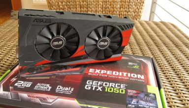 Asus GTX 1050 Expedition Review