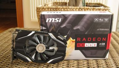 MSI RX 460 4G OC Review