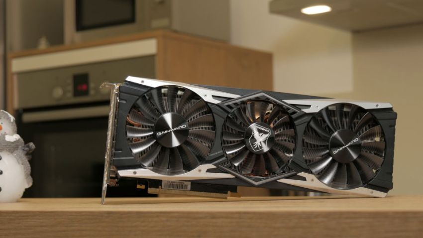 Gainward RTX 2080 Ti GS Review