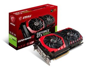 MSI GTX 1080 Ti Gaming X price