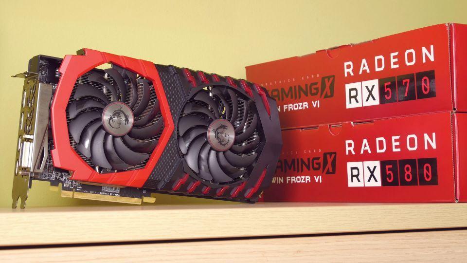 RX 580 vs RX 480 Showdown | TekTick