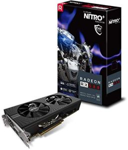 sapphire rx 580 nitro+ price