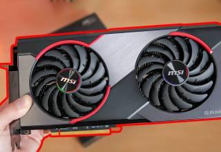 MSI RX 5700 Gaming X 8G
