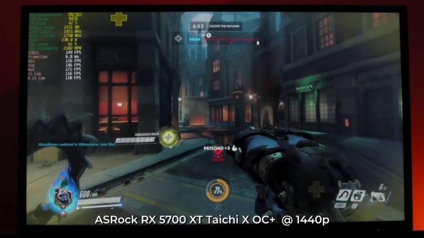 RX 5700 XT Taichi X OC review