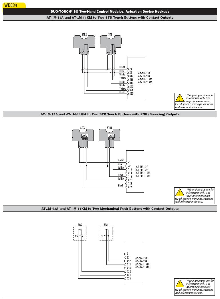 medium resolution of wd034 wiring 2 switches to 1 light machine safety two hand control wiring diagrams