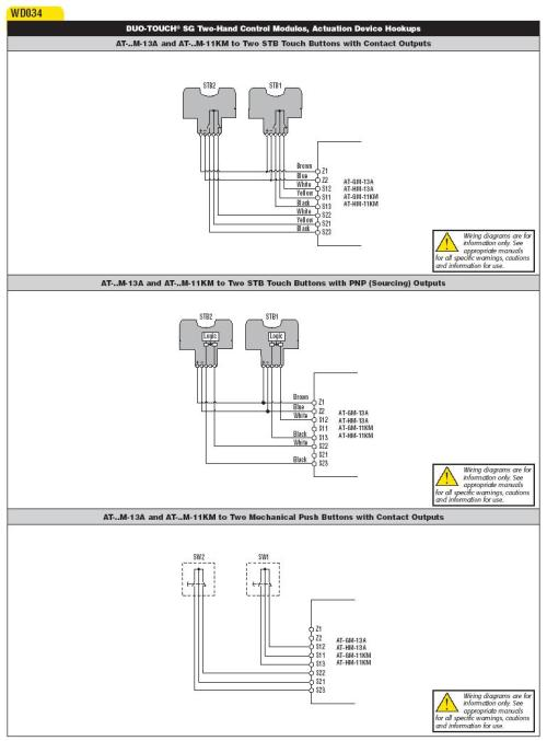 small resolution of wd034 wiring 2 switches to 1 light machine safety two hand control wiring diagrams
