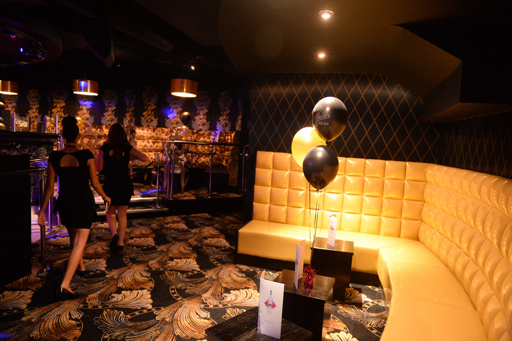 Pryzm Nightclub Bristol  Projects  Blog  Projects   Tektura Wallcoverings