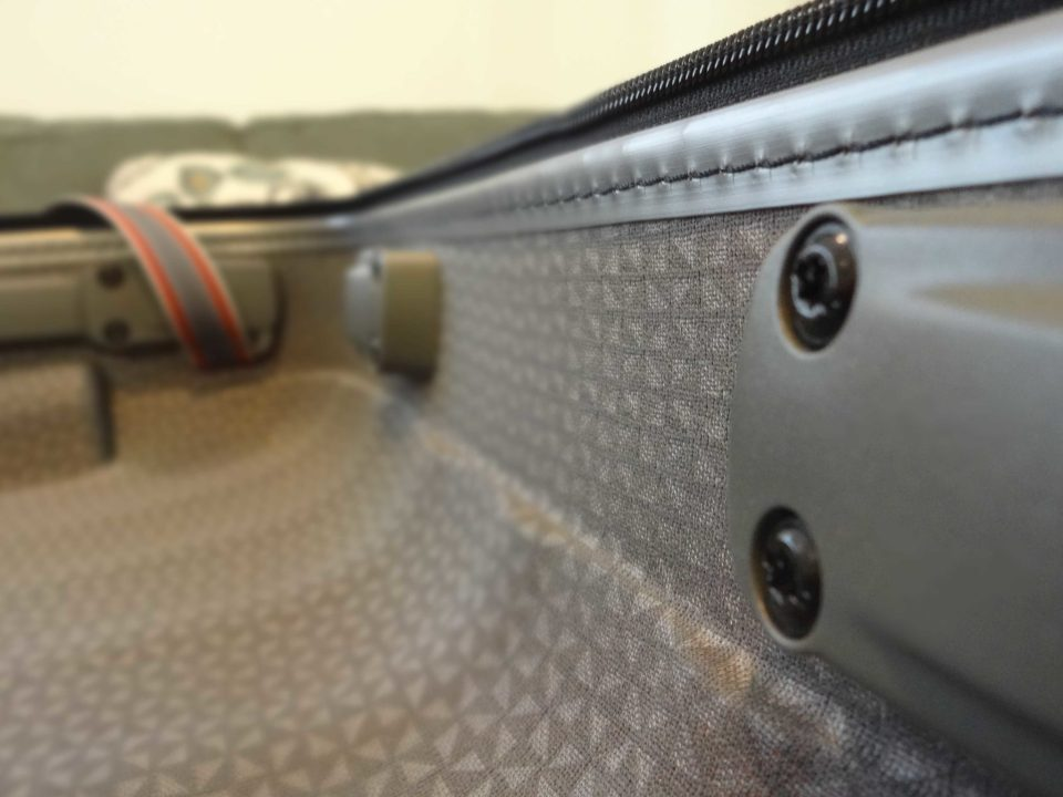 Samsonite Firelite Carry-On Edge Lining