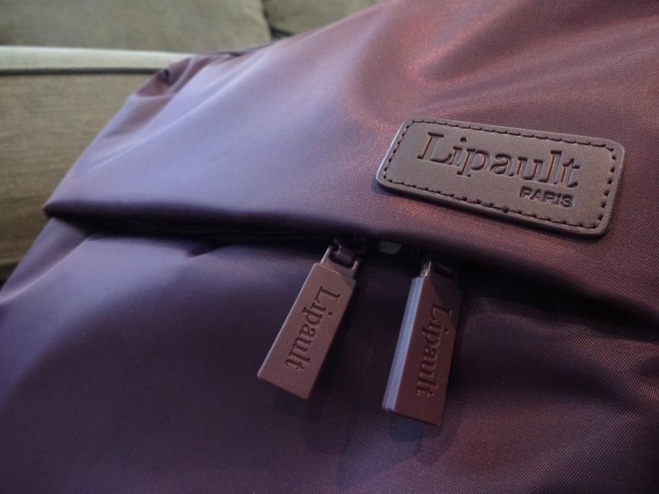 "Lipault 19"" 2-Wheeled - Front Pocket"
