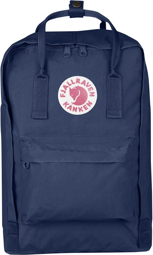 "Fjällräven Kånken Laptop 15"" - Royal Blue"