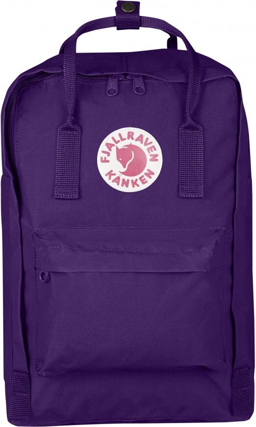 """Fjällräven Kånken Laptop 15"""" - Purple"""