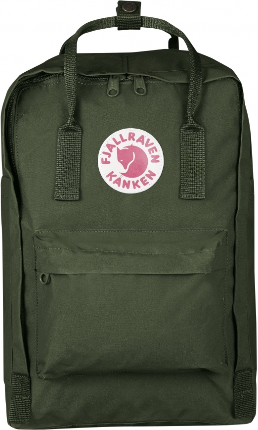 "Fjällräven Kånken Laptop 15"" - Forest Green"
