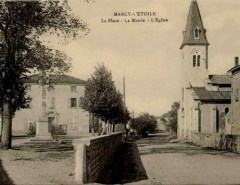 Marcy l'Etoile - Mairie