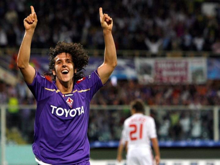 Jovetic re per una sera (Fiorentina-Liverpool 2009/10)   numerosette.eu