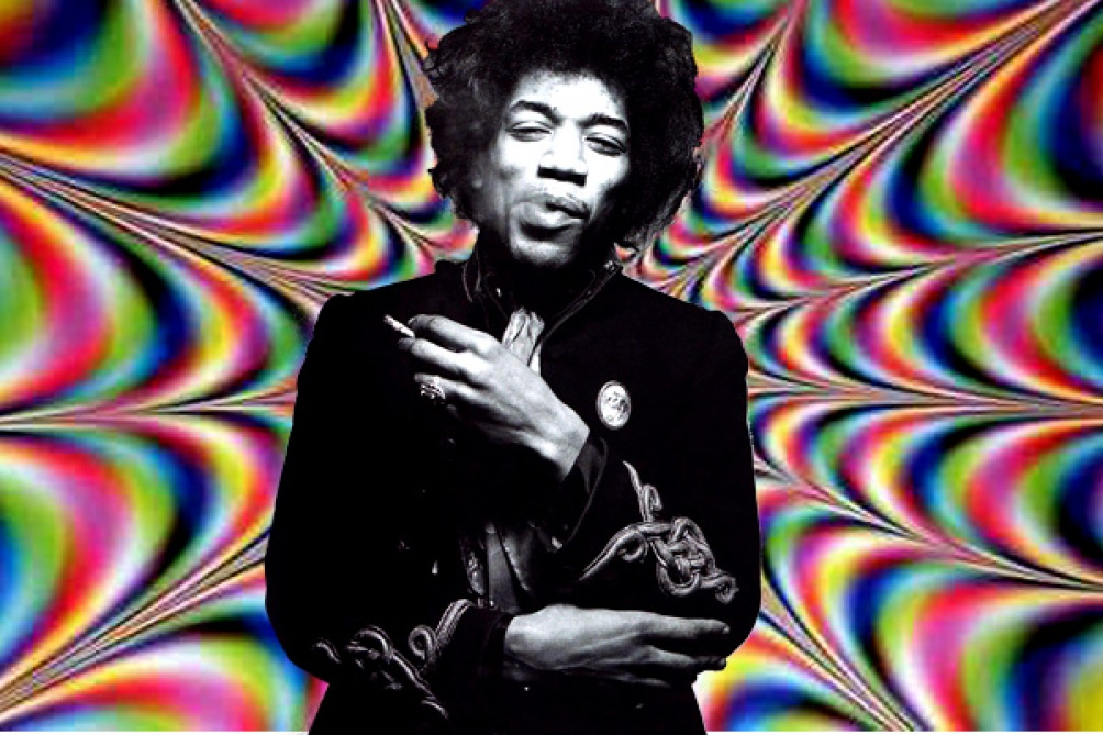 Jimmy Hendrix, en el cenit absoluto de su producción creativa, se asoció al club dejando mucho pendiente.