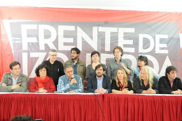 El Frente de Izquierda y de los Trabajadores Unidad decide si confluir en una lista de unidad o dejar en manos de las PASO.