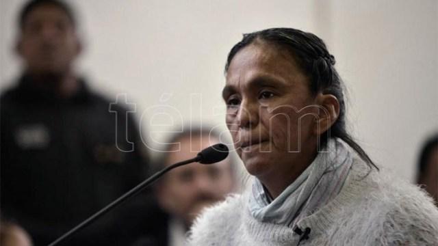 Milagro Sala contó con el apoyo de organizaciones de Derechos Humanos.