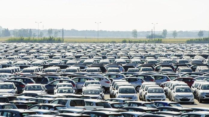 Los cinco vehículos más elegidos son de producción nacional.