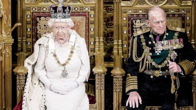 Felipe pasó siete décadas al lado de la reina Isabel II