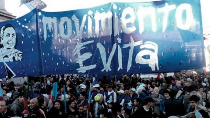 """""""Desde el Movimiento Evita, en toda su extensión territorial y federal, expresamos nuestro apoyo contundente al Presidente de la Nación Argentina, compañero Alberto Fernández"""", dijo el Movimiento Evita."""