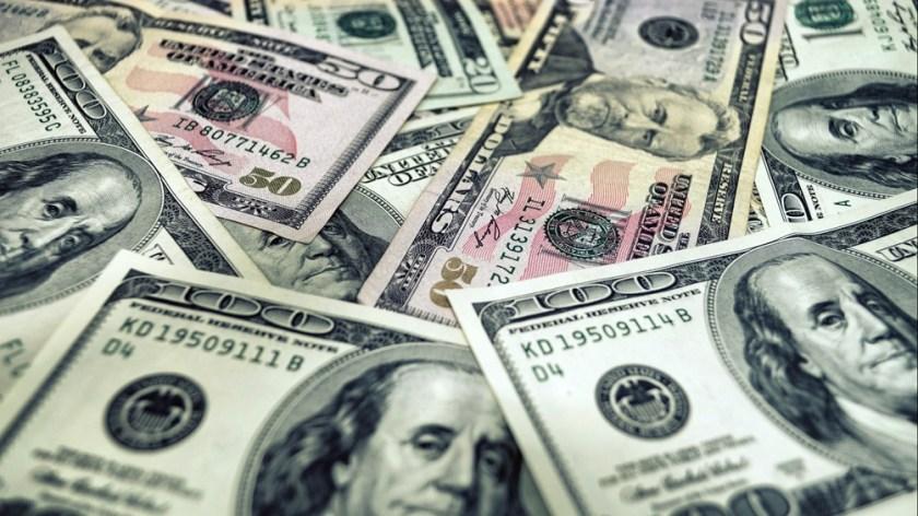 El dólar oficial cerró en $ 83,90 en promedio.