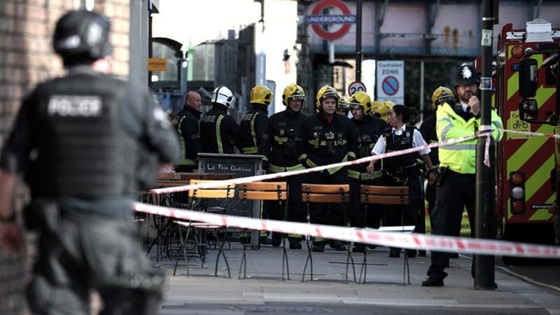 En 2005, tres bombas estallaron en el subte de Londres.