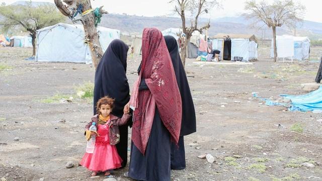 """""""La llegada de las vacunas contra la Covid-19 se produce en un momento crítico para Yemen"""", dijo Philippe Duamelle, representante de Unicef en el país"""