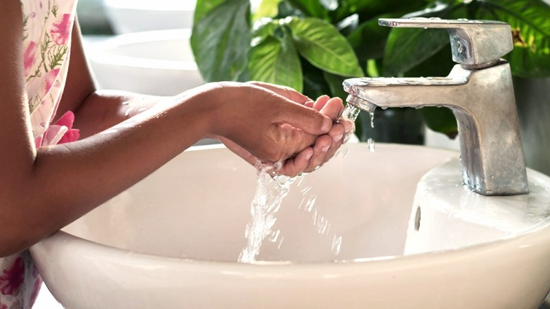 El lavado de los filtros de la planta potabilizadora genera una disminución en la producción de agua potable.