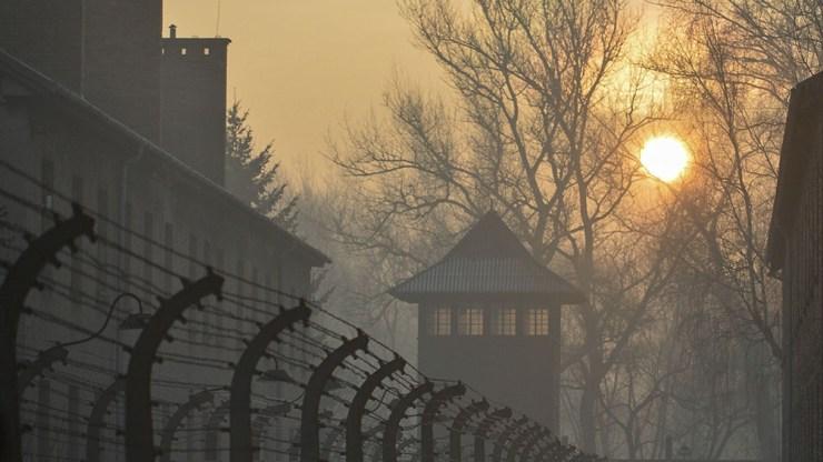 El campo de concentración de Auschwitz-Birkenau.