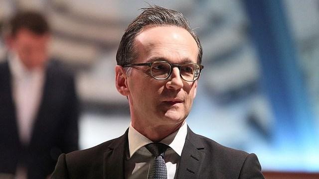 Heiko Maas propuso un plan de tres fases para resolver la crisis en Medio Oriente