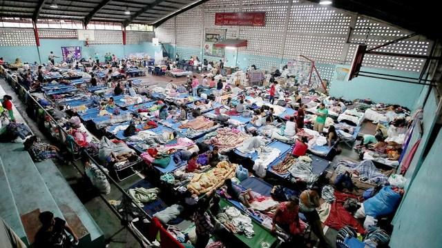 Un informe de la Cepal agregó que a finales de 2020 el 21,8% de los guatemaltecos vivía en la pobreza extrema y un 59,9%, en la pobreza.