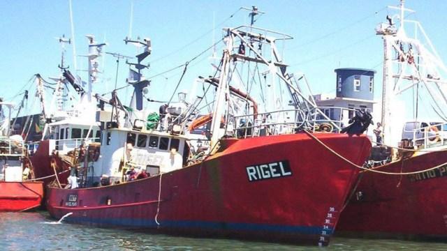 La nave pesquera Rigel se hundió el 9 de junio de 2018 frente a las costas de Chubut.