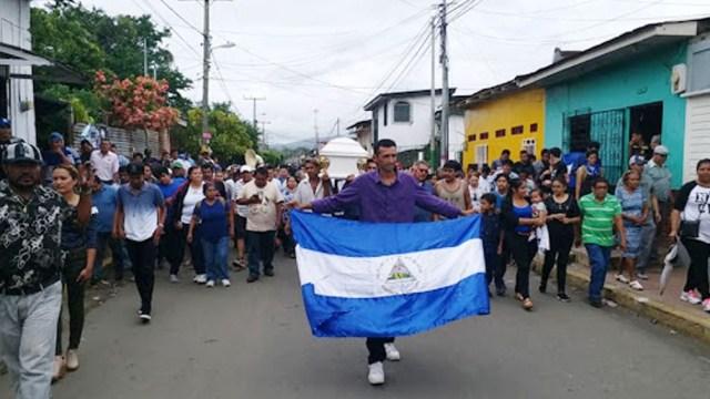 El Gobierno de Ortega justificó la detención de opositores en Nicaragua.