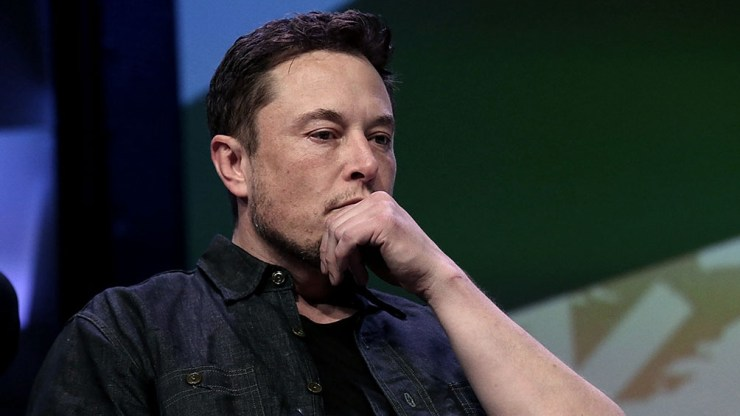 """Elon Musk se autoproclama como """"embajador en Marte""""."""