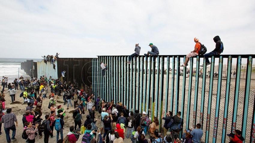 La frontera con México es desde hace años motivo de conflicto