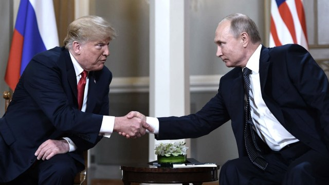 Trump expresó admiración por Putin, aunque su Gobierno aplicó sanciones contra Rusia aprobadas por el Congreso.