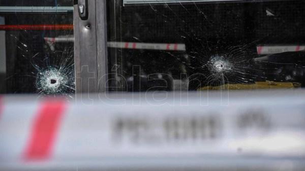 Ataque dependencia de la Justicia en  Rosario. (Foto de archivo).