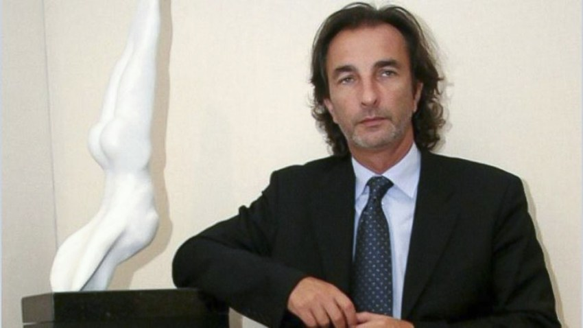 Ángelo Calcaterra, uno de los empresarios que declaró como arrepentido.