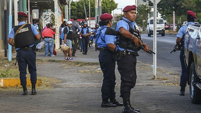El régimen de Daniel Ortega, quien busca su cuarto período presidencial consecutivo, ya detuvo a 17 políticos de la oposición, a menos de 5 meses de los comicios nacionales.